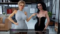 19 - Milfy City - v0.6e - Part 19 - Hot lesbian couple (dubbing)