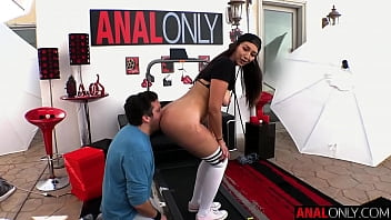 ANAL ONLY Pleasing Charlotte Sins delicious booty