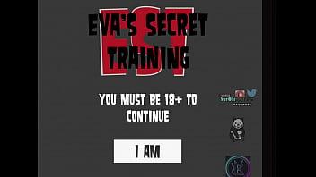 Futa tdi [Eva´s secret training game]