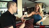 Mom likes showing her stepson how to fuck a mature woman