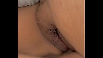 Stepmom gets fucked by stepson from behind and she enjoys it