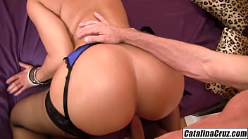 Mellanie Monroe stepmom seduced me with thick ass and thong