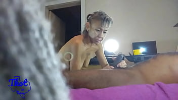 Thot in Texas - Girl gets Pissed Watching granny