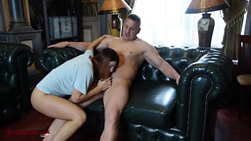 Stepbrother Fucks His Stepsister In Her Narrow Butt Hole And Anal Creampie