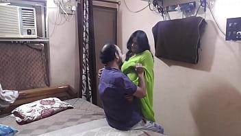 Indian devor bhabhi hidden sex romance going viral with hindi audio!!