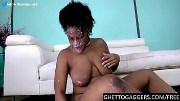 Rough Fucking A Virgin Black Teen