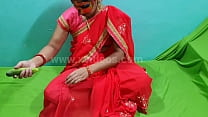 Desi bhabhi Devar blowjob outdoor sex fucking