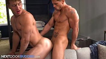 Roman Todd's Hottest Gay Sex Scene! - NextDoorBuddies