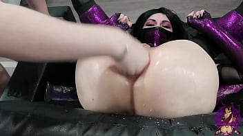 FISTALITY - Mortal CUMButt - Mileena's Asshole was totally FINISHED