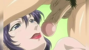 Hentai boy 69s his step-aunt and the hot MILF rides his dick for the first time 6 min