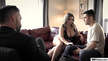 Stranger cock is the gift for the anniversary - Charles Dera, Natasha Nice, Dante Colle