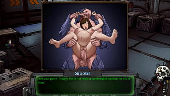 Warhammer 40k Inquisitor Trainer Part 10 Rough sex with aliens 34 min