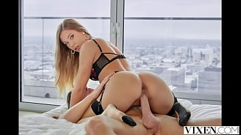 VIXEN Sexy Avery brings Oliver to the edge again & again