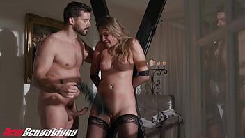 New Sensations - Hot BDSM Latina Gizelle Blanco Deepthroat Bondage