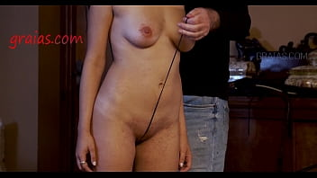 Fresh Pussy on Rope