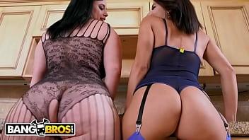 BANGBROS - Ass Parade Threesomes Compilation Starring Abella Danger, Luna Star, Kendra Lust & More!
