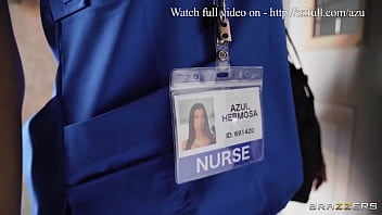 Nurse Azul Makes A House Call / Brazzers  / download full from http://zzfull.com/azu