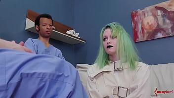 Crazy for BDSM anal chick gets enema