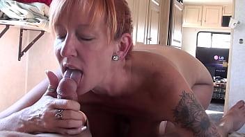 Cum in mouth 5 min