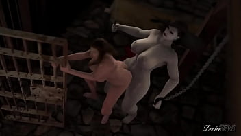 Lady Dimistrecu fucking slave