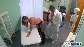 Married  woman in a fake hospital (More Hot Chicks Here! LetFuck69.com)