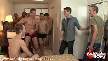 Hot guy with braces getting assfucked