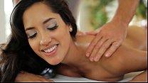 PornPros - Latina teen's horny massage