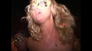 Masked MILFs fuck suck squirt in Trapeze club orgy My longest edit 14 min