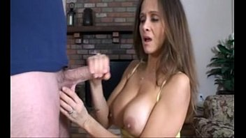 HotWifeRio Caught step-son jacking off 22 min
