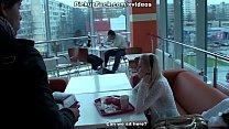 Dp public sex scene in the restroom 6 min