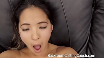 Tiny Asian Anal and Creampie 12 min