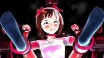 【モーション配布】ぷるぷる春香01「おもらしなんてしてません」