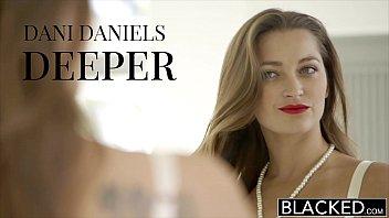 BLACKED Dani Daniels vs Two Huge BBC!