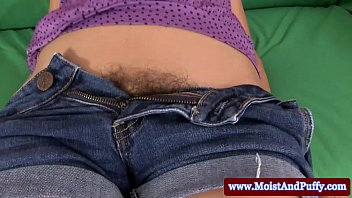 Hairy juicy cherry babes messy peeing