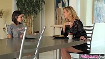 Twistys - Eat Your Breakfast - Cherie DeVilleDarcie Dolce
