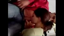 BULGARIAN COUPLE FUCKING AND SUCKING IN FRONT OF FRIENDS