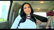 Cougar Sucks Dick in back of SUV