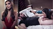Man Requests Escort Gianna Dior To Roleplay Comatose Wife Chanel Preston As She Lies Nearby During Sex