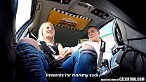 Unbelievable Reality - Strangers Voyeurs Watching Czech TAXI car in action
