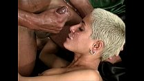 Claudia Demoro aka Reapley First time on porn Scene 5