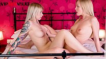 VIP SEX VAULT - #Sicilia Model #Arteya - First Time Going Lesbian - Sexual Education Guide