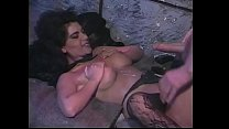 Curly haired babe Alicia Rio in the prison is so horny that is ready to give everything
