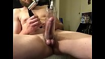 Pump my cock big