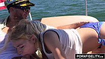 PORNFIDELITY Alina West Ass Fucked On a Boat