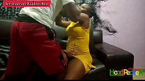 Curvy young ebony f. and facialsed