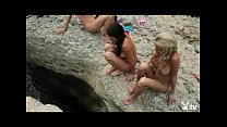 Crazy Hot Naked Stunt Girls!