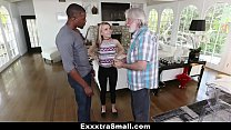 ExxxtraSmall - Petite Blonde Teen Alina West Fucks Huge Cock