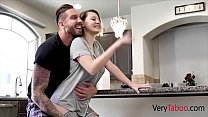 Busty Thick Daughter Fucks Daddy In Front Of Mom- Cara May
