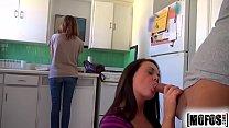 Roommate Likes it Loud video starring (Rahyndee James) - Mofos.com