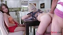 Brother Fucks Sister While Her Friend Watches- Paisley Bennett